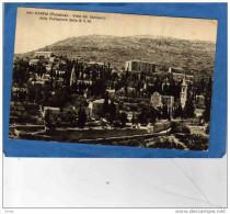 PALESTINE--AIN KAREM-- Vista Del Santuario Della Visitazione Della BV M-années 1910-20 - Palestine