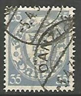 DANTZIG - YVERT N� 182A OBL TTB