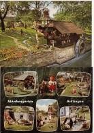 2  CPM  De AIDLINGEN /Kr BOBLINGEN - Obere Mühle - Boeblingen