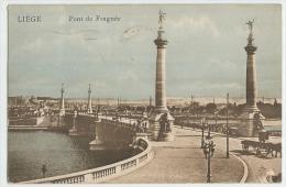 OC 12 X 2 Sur CP Liège Pont Fragnée  Voir Censure - [OC1/25] General Gov.