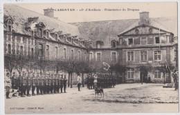 Carentan - 25è D'artillerie - Présentation Du Drapeau (10186C50) - Carentan