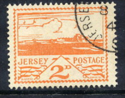 JERSEY 1943 Landscapes 2d Used.  Michel 6 - Occupation 1938-45