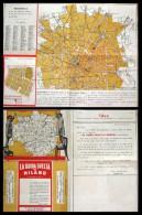 Guida Svelta Di Milano Editrice Idos Metodo Poma. S.d. (1948). - Europa
