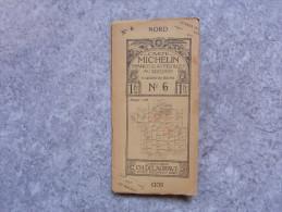 Carte Michelin N°6 St-Quentin-Reims - Cartes Routières