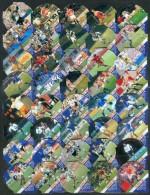 40 KRD Schweiz - Euro Stars 96 - Fu�ball - Sport - 1176 B   - Riegel