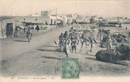 MAHDIA - N° 20 - SUR LES QUAIS - Tunesië