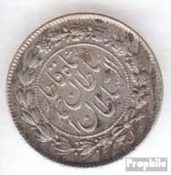 Iran (Persien) KM-Nr. : 1036 1327 Sehr Schön Silber 1327 500 Dinars Löwe - Iran