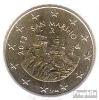 San Marino SMA 6 2013 Stgl./unzirkuliert Stgl./unzirkuliert 2013 Kursmünze 50 Cent - San Marino