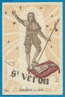 Holycard - St. Veron - Lembecq-lez-Hal - Andachtsbilder