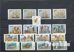 Ciskei 1985 Postfrisch Kompletter Jahrgang In Sauberer Erhaltung - Ciskei