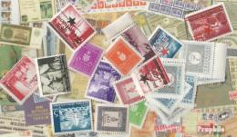 Kroatien 25 Verschiedene Marken Postfrisch Bis 1945 - Croatia