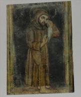 RIETI - Greccio - 1965 - Santuario Francescano Del Presepio - Vero Ritratto Di San Francesco D´Assisi - Rieti
