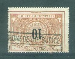 """BELGIE - OBP Nr TR 15 - Cachet """"ROMEDENNE-SURICE"""" - (ref. VL-4930) - 1895-1913"""