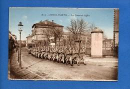 2038- DEUX PONTS - La Caserne Joffre -  écrite En 1926- (recto-verso) - Zweibruecken