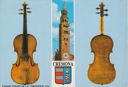 """CREMONA - Violino Il """"Cremonese"""" Costruito Da Stradivari Nel 1715 - Cremona"""
