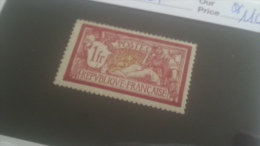 LOT 246733 TIMBRE DE FRANCE NEUF** N�121 VALEUR 110 EUROS