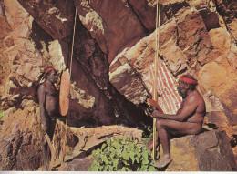AUSTRALIE - Arborigènes - Jessie Gap Rock And Arborigènes Northernen Territory - Aborigènes