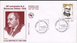 France 2010 - FDC : Lucien Berthelot ** - 2010-....