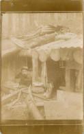 Raves (88) Guerre 1914 1918 - Cuisine Démonté Par Un Obus  - Carte Photo - Autres Communes