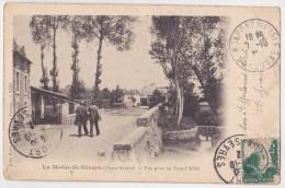 Vue Prise Au Pont L'Abbé - La Mothe Saint Heray