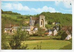 REF 214 CPSM 24 Saint St Amand De Coly Vue Générale - France