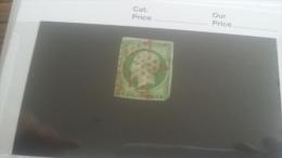 LOT 246796 TIMBRE DE FRANCE OBLITERE N�12 VALEUR 90 EUROS