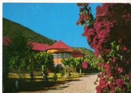 AFRIQUE-----DJIBOUTI---touring Hotel At Axum---voir 2 Scans - Dschibuti