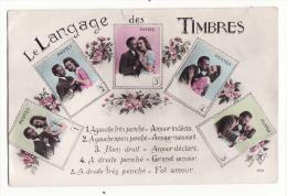 LE LANGAGE DES TIMBRES   Couples - Timbres (représentations)