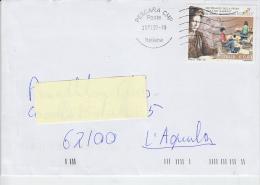 ITALIA  2007 -lettera  - Sassone  2939 -  Montessori - Scuola - 6. 1946-.. Repubblica