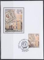 6843. Montenegro, 2004, Philatelic Exhibition - Montenegrofila, CM - Montenegro