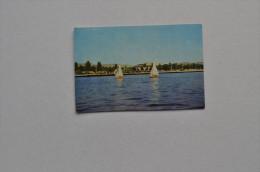 Calendar 1976 USSR River Yachts Baku Azerbaijan 55