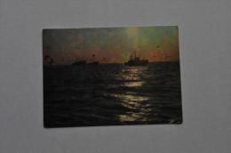 Calendar 1986 USSR Sea Ship Fishing Boat PromorRybProm 66