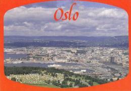 Oslo - General View - Norvège