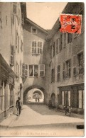 74. Annecy. La Rue Pont Morens. - Annecy