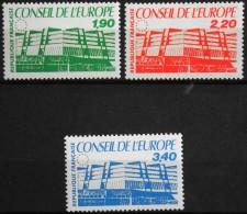 FRANCE 1986 TIMBRES De SERVICE - Du N° 93 Au N° 95  - 3 Timbres  NEUFS** Y&T 4,65€ - Service