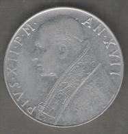 VATICANO 100 LIRE 1955 - Vaticano