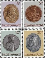 Luxemburg 1117-1120 (completa Edizione) MNH 1985 Medaglie - Luxembourg