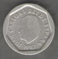 SPAGNA 200 PESETAS 1987 - 200 Pesetas