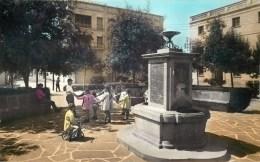 GRANOLLERS PLAZA MOSSEN JACINTO VERDAGUER ESPANA - España