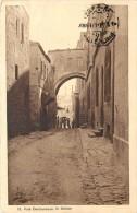 CACHET LIBAN LEBANON VOIE DOULOUREUSE IIe STATION ISRAEL PALESTINE - Liban