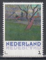 Nederland - Vincent Van Gogh - Uitgiftedatum 5 Januari 2015 - Stad En Dorp - Bloeiende Boomgaarden, Arles - MNH - Netherlands