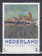 Nederland - Vincent Van Gogh - Uitgiftedatum 5 Januari 2015 - Stad En Dorp - Gezicht Op Saintes-Maries-de-la-Mer - MNH - Netherlands