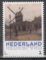 Nederland - Vincent Van Gogh - Uitgiftedatum 5 Januari 2015 - Stad En Dorp - Moulin De La Galette - MNH - Netherlands