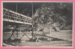 Piave  Fener Rovine Del Ponte Bombardato - Guerra, Militares