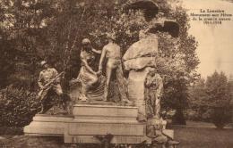 BELGIQUE - HAINAUT - LA LOUVIERE - Monument Aux Héros De La Grande Guerre 1914-1918. - La Louvière