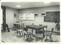 Tamines - Charbonnages de Oignies-Aiseau - Salle de cours