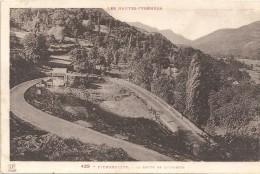 PIERREFITTE - 65 - La Route De CAUTERETS - VAN - - Otros Municipios