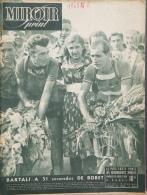 Miroir Sprint N°7 - Tour De France 1948 - Bartali à 51 Secondes De Bobet - Books, Magazines, Comics