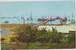 AMERIQUE,Vénézuela En 1963,porto,PORT,CABIMAS,l Ago Maracaibo,mer Des Caraibes,puit De Petrole - Venezuela