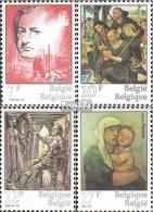 Belgique 2112-2115 (complète.Edition.) Neuf Avec Gomme Originale 1982 Culture - Belgio